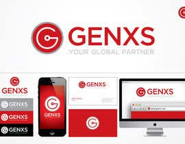 #78 para Develop a Corporate Identity for Genxs por jethtorres
