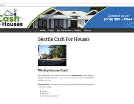 #111 for Design a Logo for Cash For Houses by rilographics
