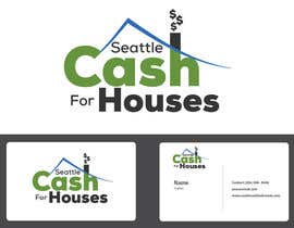 #120 for Design a Logo for Cash For Houses by rilographics