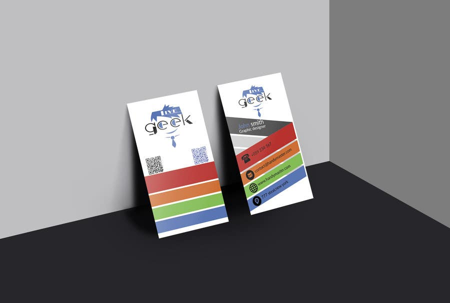 Penyertaan Peraduan #40 untuk Multiple Business Card Designs (2) - Potentially Multiple Contest Winners!