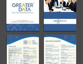 #14 cho Design a 4-page A4 Sales Brochure - InDesign bởi dnoman20