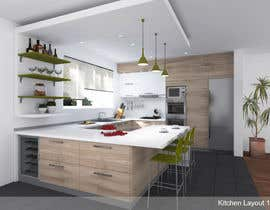 #19 cho Kitchen Design bởi lauraburlea