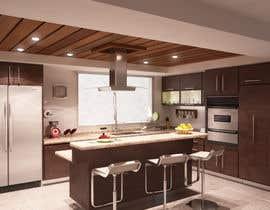 nº 10 pour Kitchen Design par arqMarioReyes