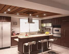 #10 para Kitchen Design por arqMarioReyes