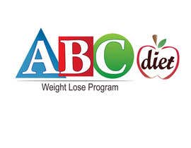 nº 222 pour Logo Design for ABC Diet par laniegajete