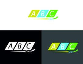 #286 for Logo Design for ABC Diet af ARThusiast