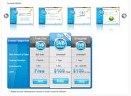 Contest Entry #9 for Software Pricing and Feature Presentation Page with Graphics
