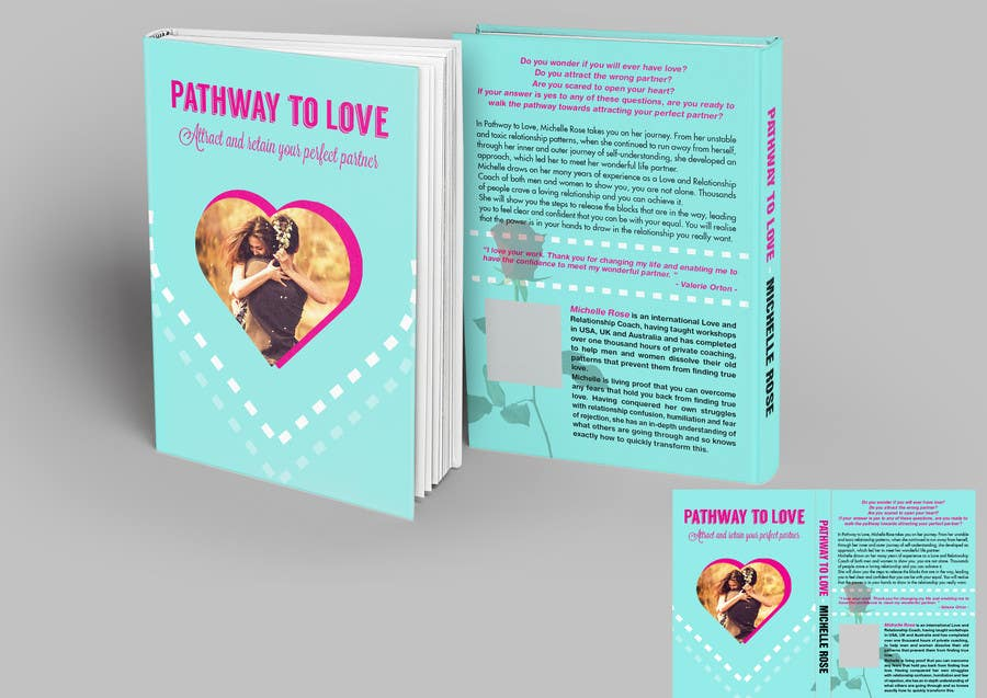 Entry #20 by mygarden2611 for Book cover design | Freelancer