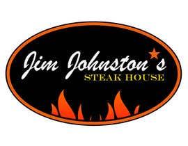Nro 95 kilpailuun Design a Logo for a Steakhouse Restaurant käyttäjältä ricardosanz38