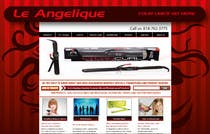 Graphic Design Kilpailutyö #33 kilpailuun Graphic Design for Le Angelique