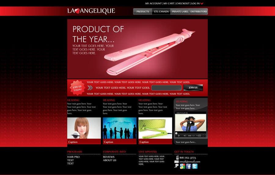 Penyertaan Peraduan #                                        38                                      untuk                                         Graphic Design for Le Angelique