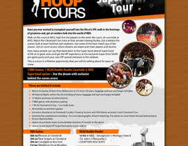 #34 cho Design a Flyer for our january tour bởi amitroy777