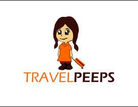 #92 para Design a Logo for TRAVELPEEPS por galihgasendra
