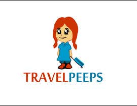 #94 para Design a Logo for TRAVELPEEPS por galihgasendra