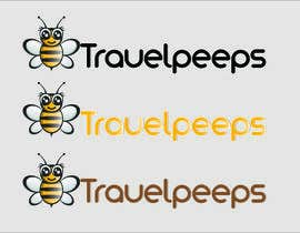 #101 cho Design a Logo for TRAVELPEEPS bởi hanif7