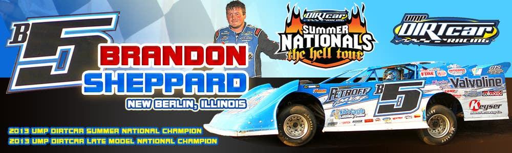 Konkurrenceindlæg #24 for Design a Banner for Brandon Sheppard Racing