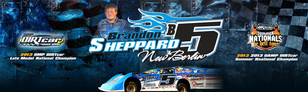 Konkurrenceindlæg #31 for Design a Banner for Brandon Sheppard Racing