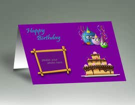 mdmonirhosencit tarafından Design some Stationery for Childs Birthday Photo Card için no 73