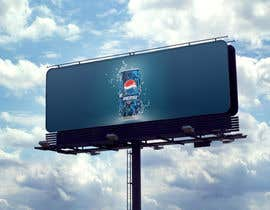 #1 for Design a 3D Advertisement Board of Pepsi by goran1234