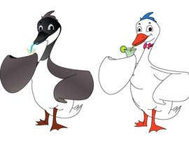 #14 para Draw a goose in several attitudes por swati14