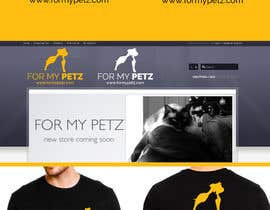 #484 for Design a Logo & Banner for www.formypetz.com by webstudioo