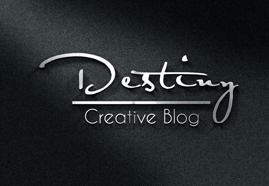 Natečajni vnos #8 za Logo Design for a blog