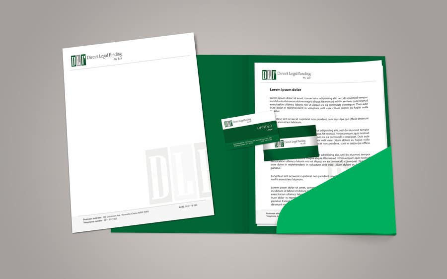 #31 for Design a Logo for Direct Legal Funding Pty Ltd by zswnetworks