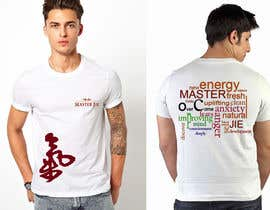 #7 dla Design a T-Shirt for my healing and health advice business przez fahtyfathy