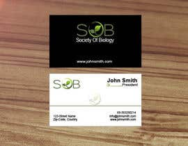 #43 dla Design some Business Cards przez GraphicEditor01