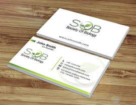 #79 for Design some Business Cards by GraphicEditor01