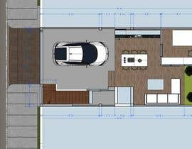 #18 dla House Plan for a small space: Ground Floor + 2 floors przez Quay3010