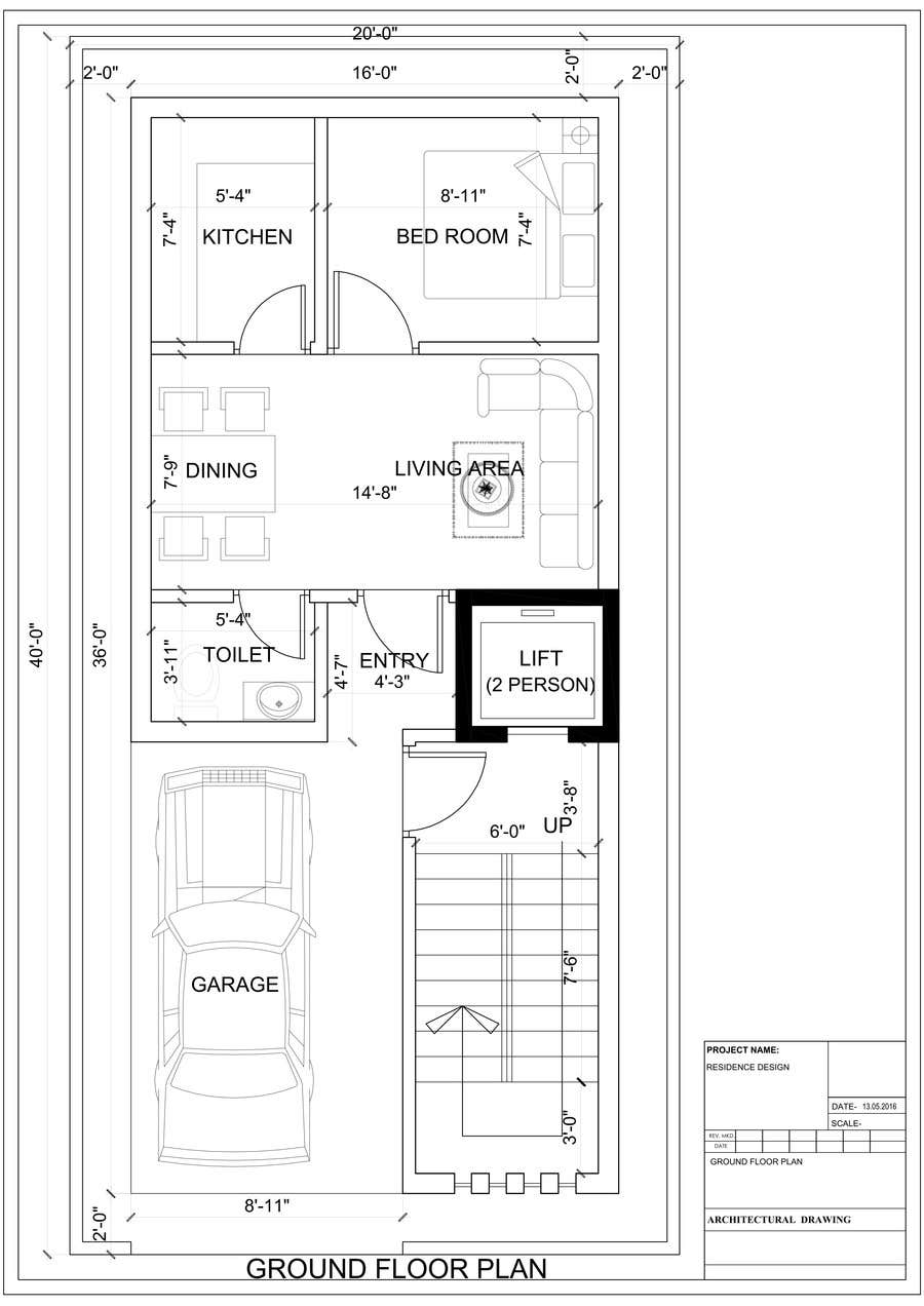 House Plan for a small space: Ground Floor + 2 floors | Freelancer on 20x20 house plans, 40x40 house plans, 40x100 house plans, 24x36 house plans, 12x12 house plans, 20x40 house plans, 50x80 house plans, 20x30 house plans, 10x15 house plans, 25x50 house plans, 24x32 house plans, 36x36 house plans, 10x20 house plans, 30x35 house plans, 30x60 house plans, 10x30 house plans, 25x35 house plans, 40x80 house plans, 50x70 house plans, 30x40 house plans,