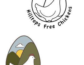 #71 dla Design a Logo for Free Range Eggs Business przez madone01