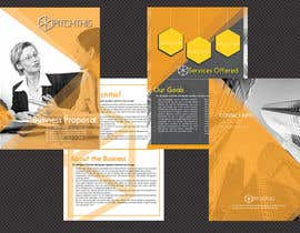 #5 for Design a Brochure - Pitch This by redzoned
