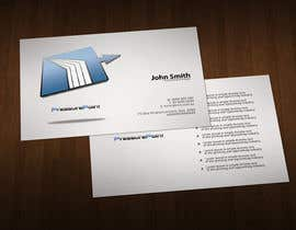 #107 for Business Card Design for Pressurepoint af Zveki