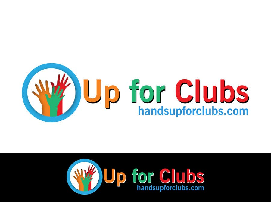 Proposition n°154 du concours Design a Logo for Hands Up for Clubs
