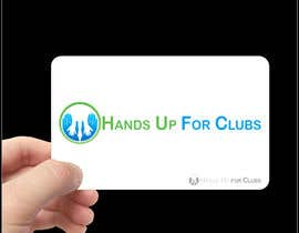 #110 for Design a Logo for Hands Up for Clubs by yaseenamin