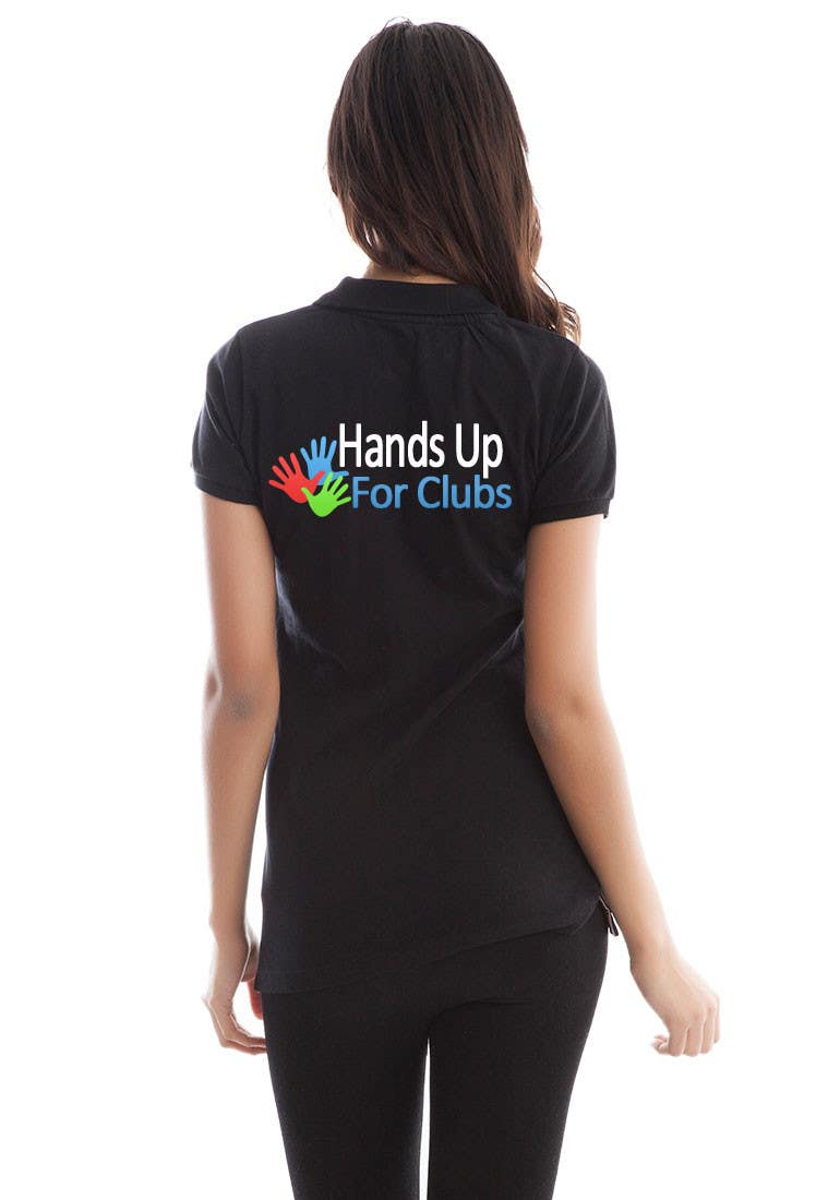 Proposition n°148 du concours Design a Logo for Hands Up for Clubs