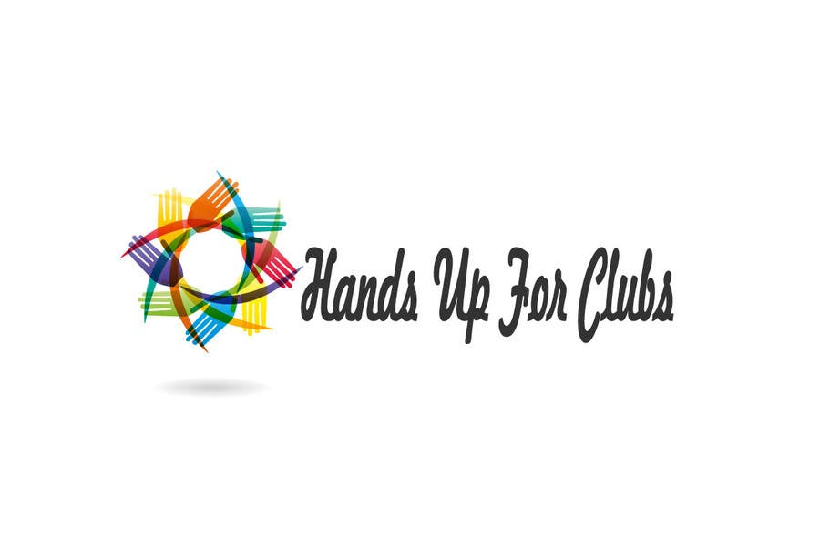 Proposition n°37 du concours Design a Logo for Hands Up for Clubs