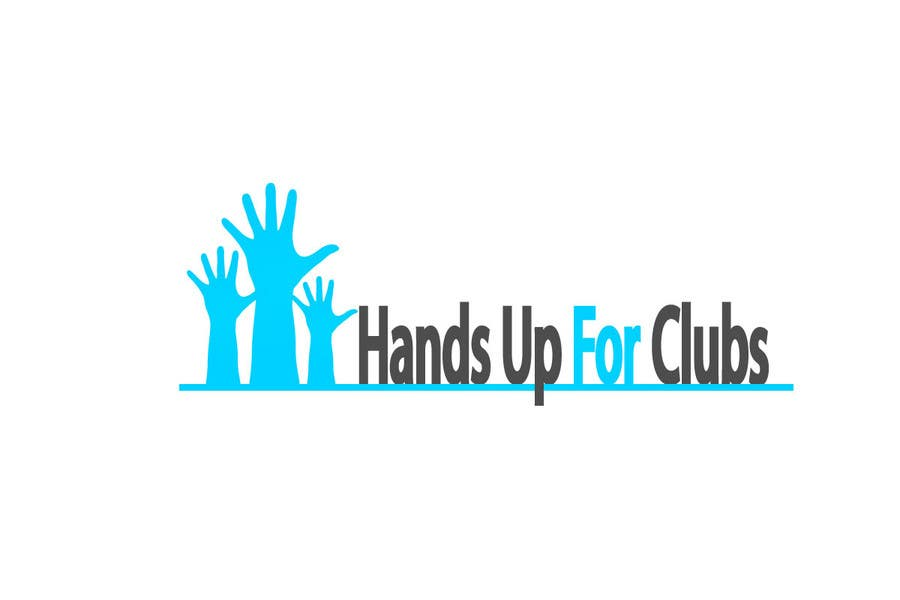 Proposition n°58 du concours Design a Logo for Hands Up for Clubs