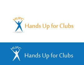nº 53 pour Design a Logo for Hands Up for Clubs par ffarukhossan10