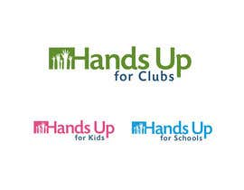 #73 for Design a Logo for Hands Up for Clubs by IAlfonso