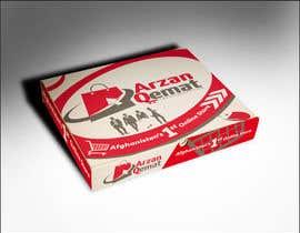 madone01 tarafından Design on a Pizza type box for a clothes online store için no 6