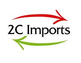 #450 для Logo Design for 2C imports от smarttaste