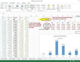 neeliramesh tarafından Excel chart için no 16