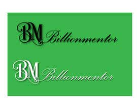 Nro 18 kilpailuun Design a logo for billionmentor motivational instagram page käyttäjältä DesignPower24
