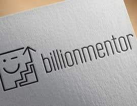 Nro 7 kilpailuun Design a logo for billionmentor motivational instagram page käyttäjältä sfonseca