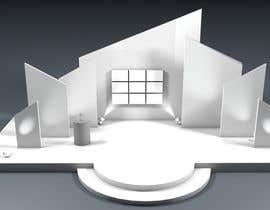 ayanforu tarafından Do some 3D Modelling for a stage için no 21