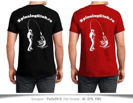 Nro 21 kilpailuun Create design to be added Tshirt käyttäjältä putih2013