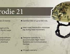 #27 para Helmet Banner Design de twodnamara